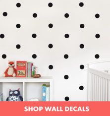 Shop Wall Decals.
