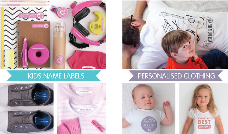 Review Labels & Clothing