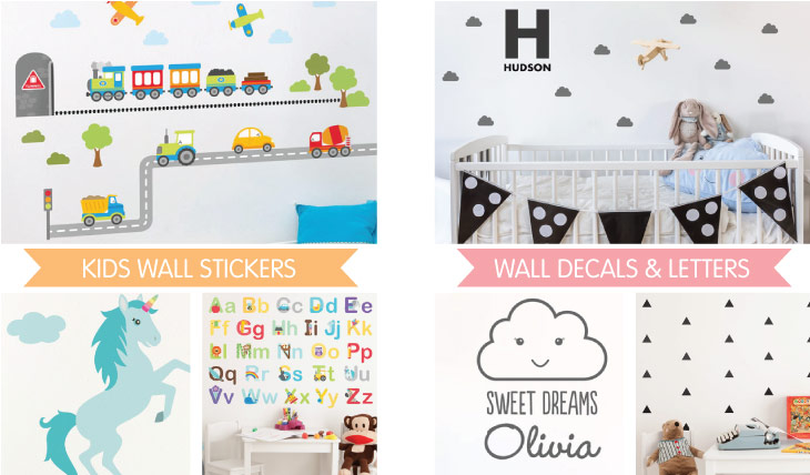 Review Wall Stickers & Decals